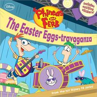The Easter Eggs-travaganza cover