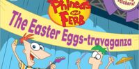 The Easter Eggs-travaganza