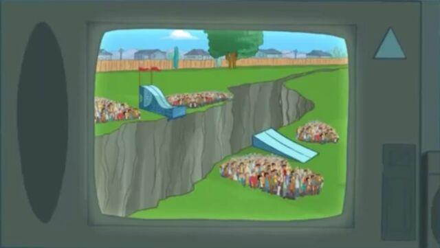File:Flying Fishmonger commercial on TV.jpg