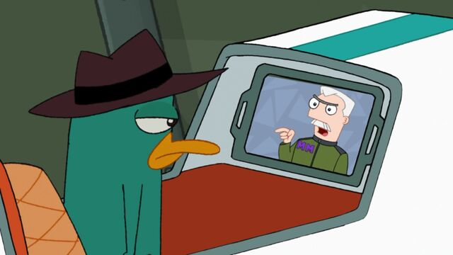 File:It's in your hands now, Agent P.jpg