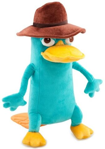 Tập tin:Agent P 13 inch plush toy.jpg