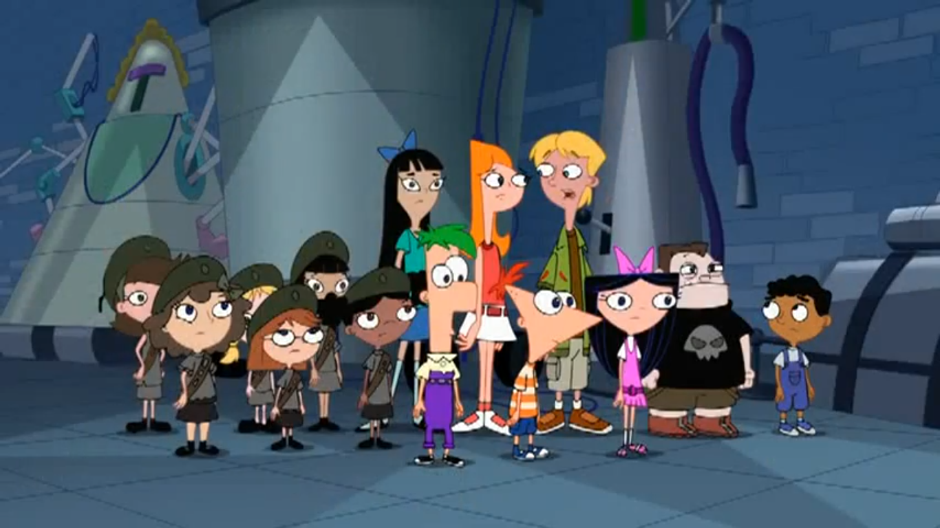 image firestorm girls memory wipe png phineas and ferb wiki