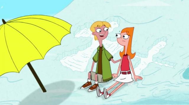 File:Candace and Jeremy sitting at the bottom of the mountatin.png