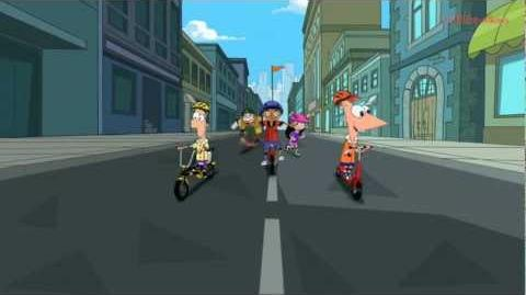 Phineas and Ferb - Pin-bowlin'