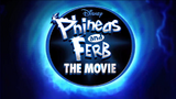 Phineas and Ferb The Movie logo