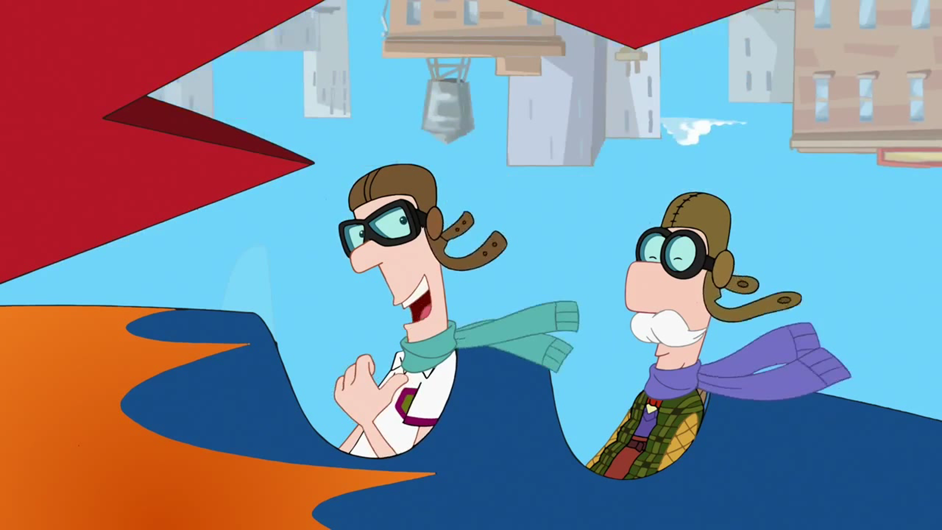 fletcher family flying circus phineas and ferb wiki fandom
