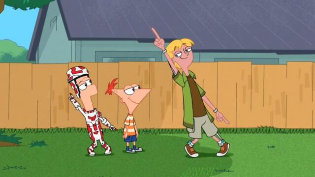 File:Ferb and Jeremy dancing.JPG
