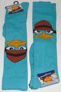 Agent P Knee High socks by Planet Sox