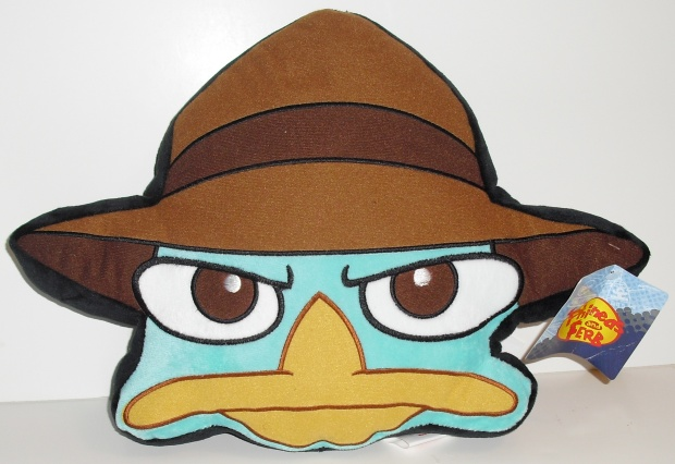 File:Agent P-shaped pillow by Jay Franco & Sons.jpg