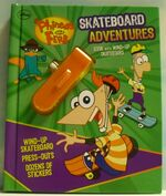 Paragon Skateboard Adventures book