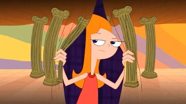 File:Candace behind the curtain.JPG