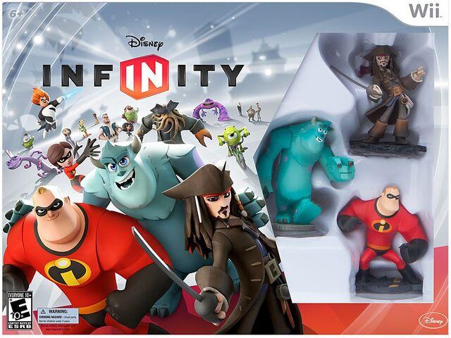 File:Disney Infinity starter set.jpg
