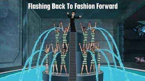 Phineas and Ferb - Flashing Back To Fashion Forward