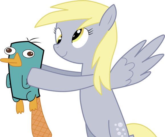 File:Derpy Too Wants a Pet, by CawinEMD.png
