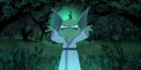 Unnamed Little Green Man