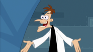 Da-da doesn't work for doofenshmirtz