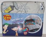 Phineas and Ferb Twin Sheet Set by Jay Franco & Sons