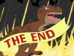 Dinosaur Ending