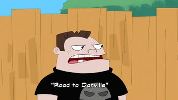 Road to Danville title card