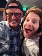 Rob Paulsen & Seth Green