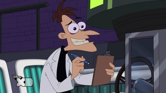 File:Doof writing down notes.jpg
