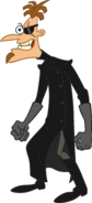 2nd Dimension Heinz Doofenshmirtz