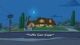 Traffic Cam Caper title card
