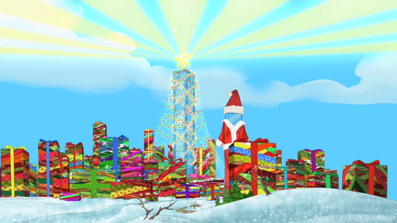 That Christmas Feeling | Phineas and Ferb Wiki | FANDOM powered by ...