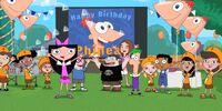 Phineas' Birthday Clip-O-Rama!
