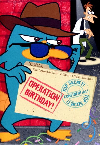 Image Hallmark Operation Birthday cardjpg – Phineas and Ferb Birthday Card