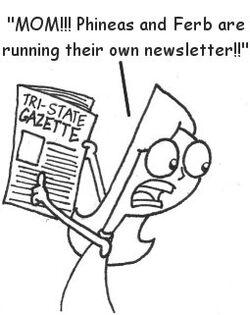 Tri-State Gazette 1 comic by JC
