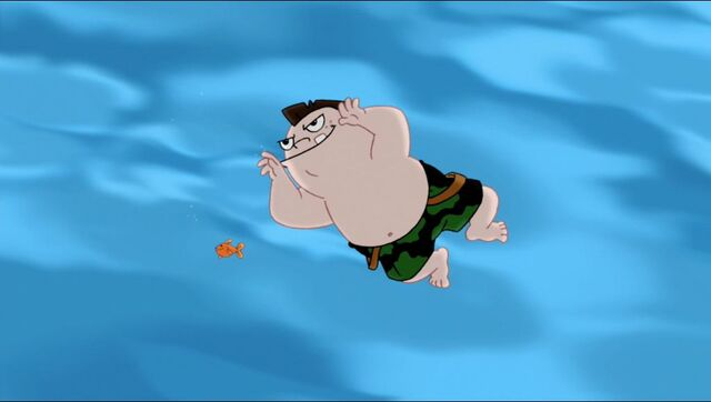 File:Buford swimming with Biff 2.JPG