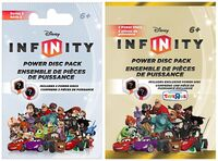 Disney Infinity Power Disc Packs