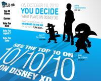 Top Ten Website