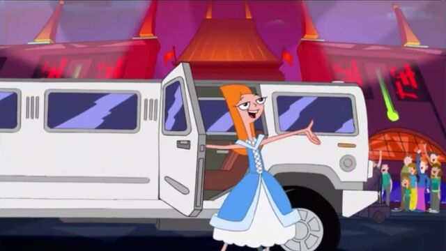 File:Candace comes out of the limo.jpg