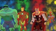 Marvel heroes