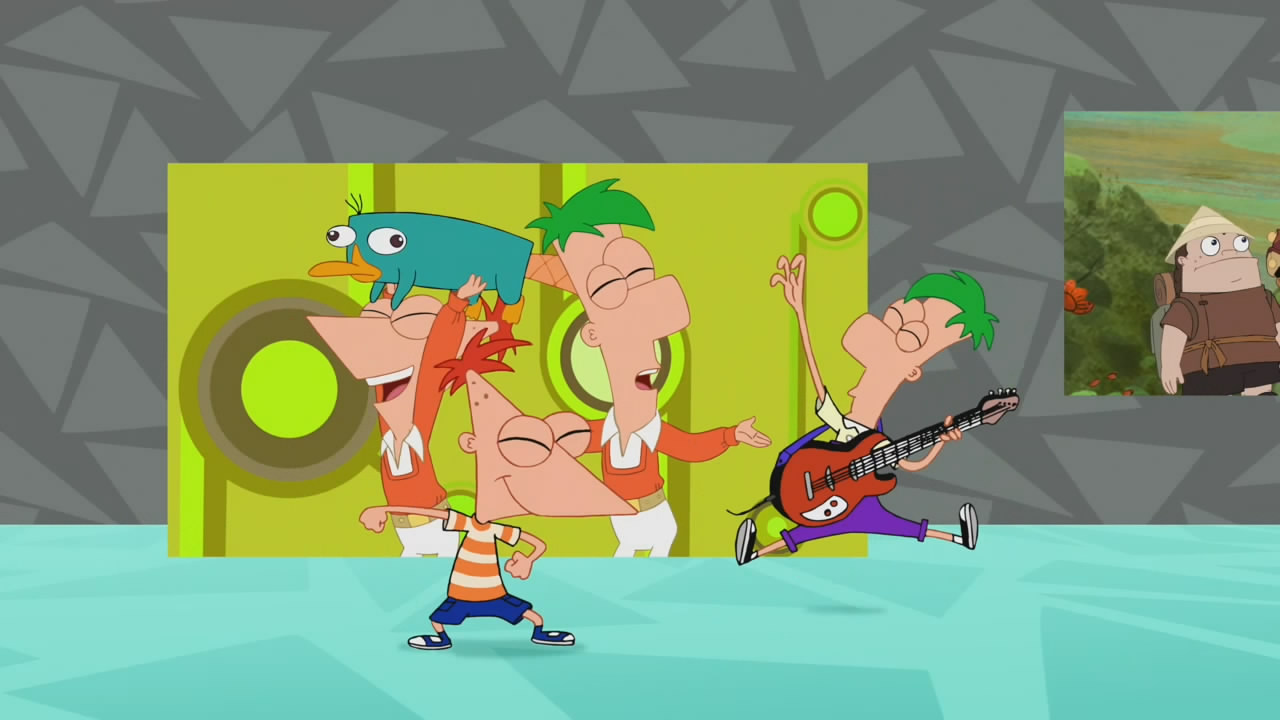 season 4 phineas and ferb wiki fandom powered by wikia