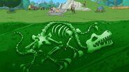 Finding dinosaur bones