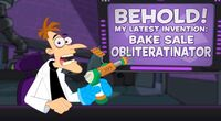 Bake Sale Obliterationator