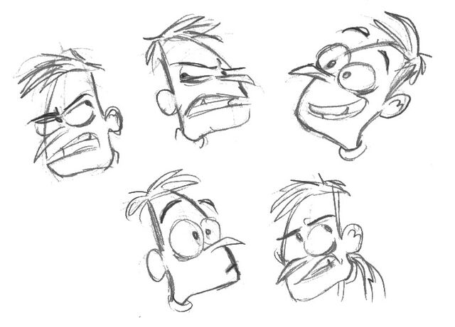 File:Phineas and Ferb - Sketchinator, by ToUseBothSyllables.jpg