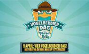 Dutch platypus day logo