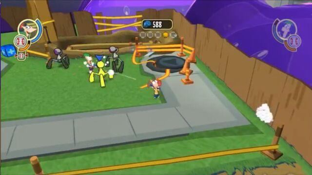 File:AtSD video game - Phineas & Baseball Launcher.jpg