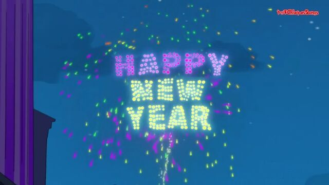 File:Happy New Year lit in the sky.jpg