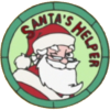 Santa's Helper Patch
