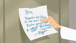Roger's Note