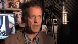 Dee Bradley Baker discussing voice acting