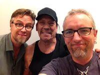 Machete, Dan and Swampy