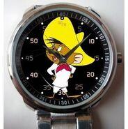 SpeedyWristwatch