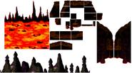 DKC2 - Lava