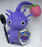 Purple Pikmin Hylian
